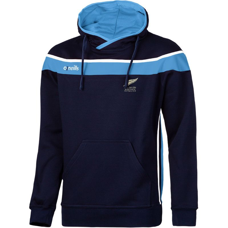 All Golds RLFC Auckland Hooded Top