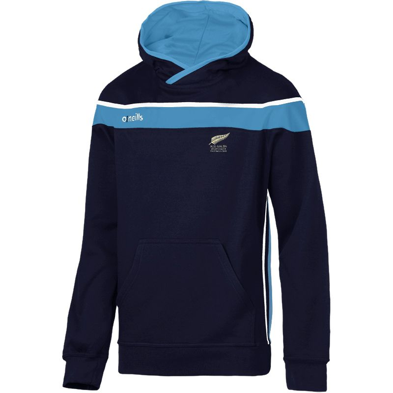 All Golds RLFC Kids' Auckland Hooded Top