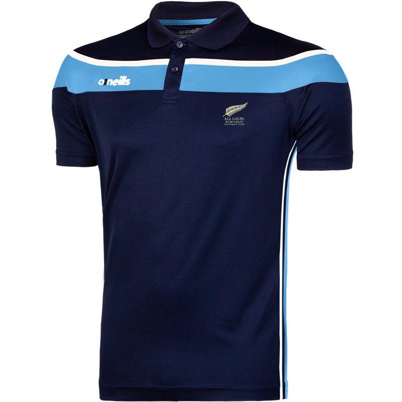 All Golds RLFC Auckland Polo Shirt