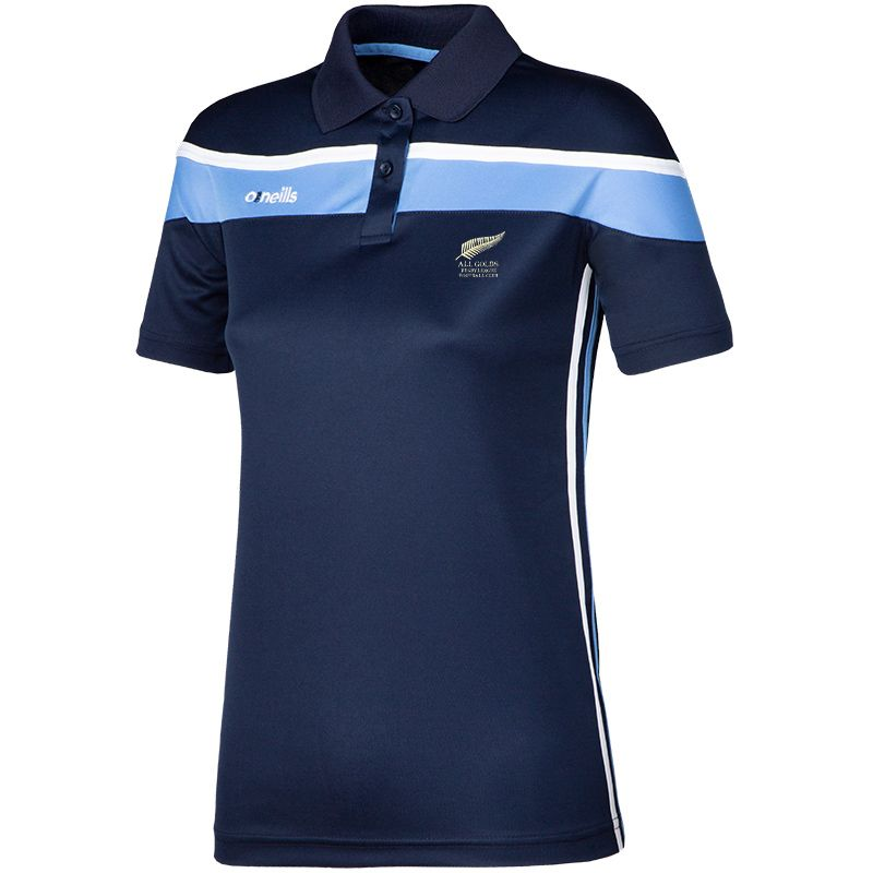 All Golds RLFC Women's Auckland Polo Shirt