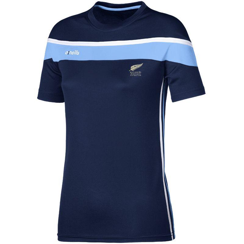 All Golds RLFC Women's Auckland T-Shirt
