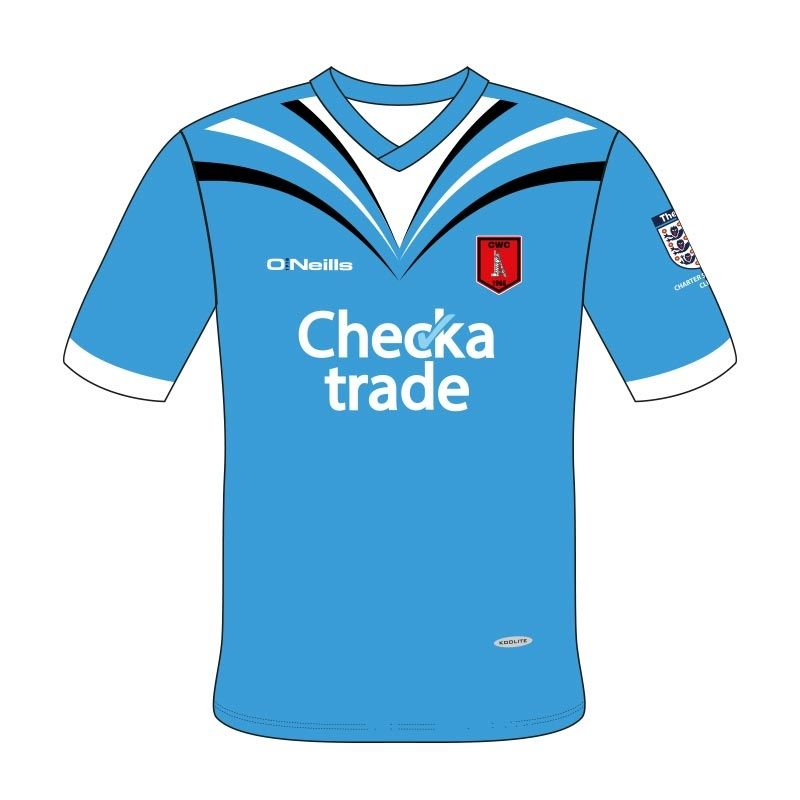 Clipstone Welfare Colts Soccer Jersey Away