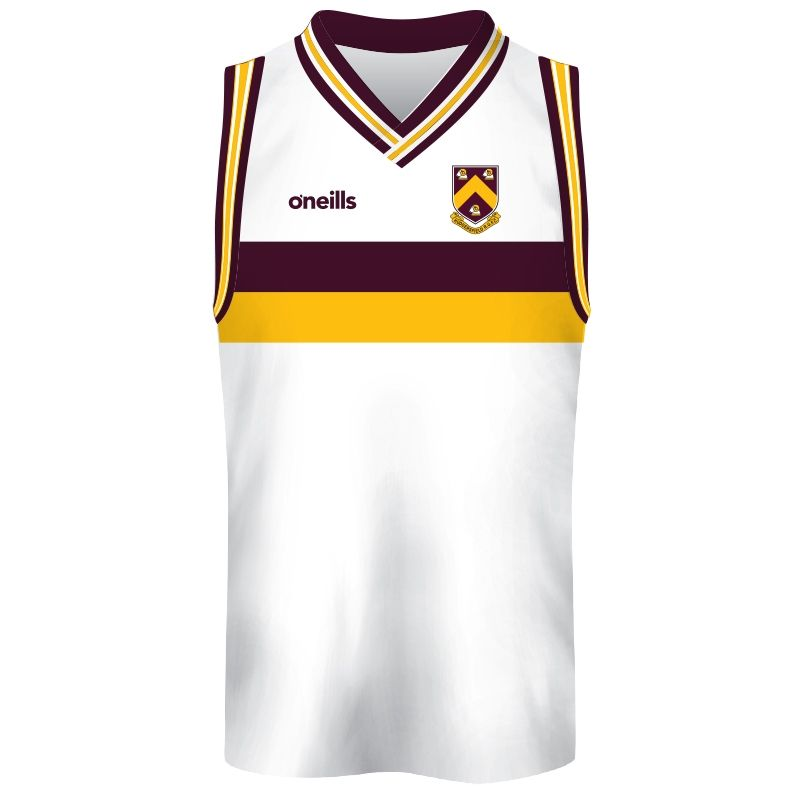Huddersfield RUFC Basketball Vest