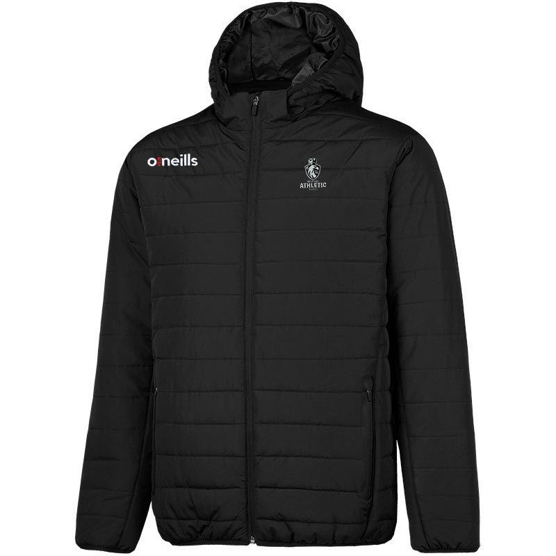 Bedford Athletic RFC Kids' Solar Hooded Padded Jacket