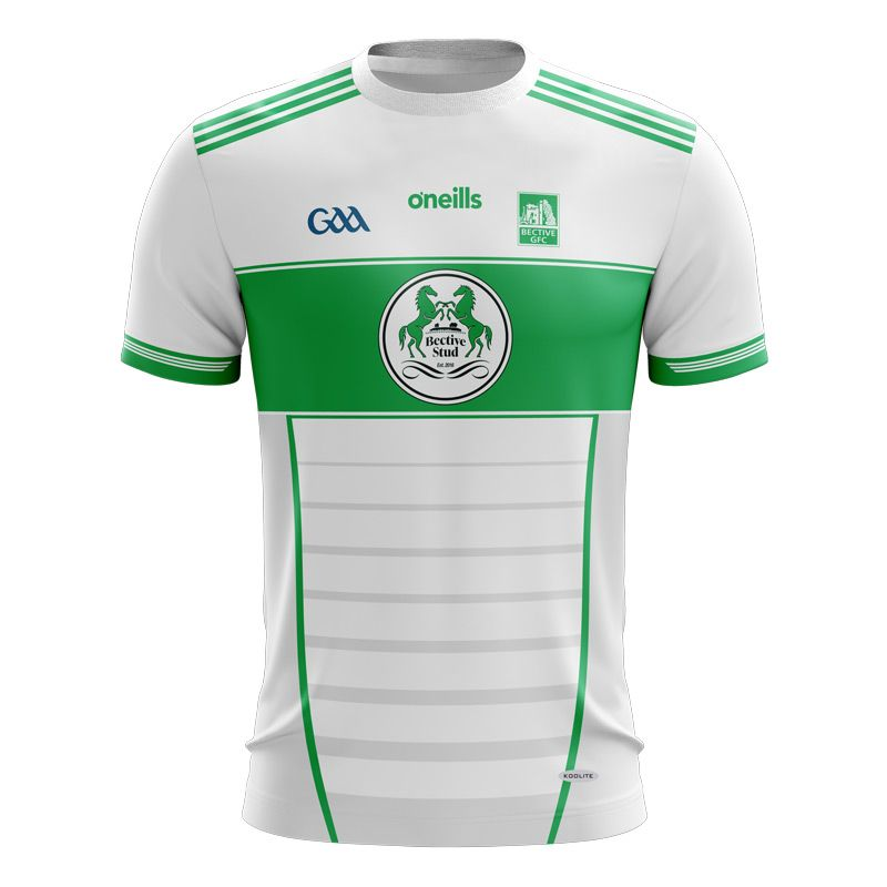 Bective GFC Jersey White