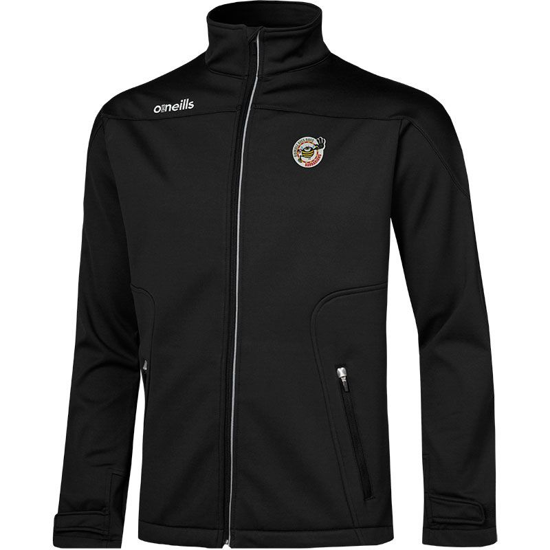 Bumble Bees RUFC Kids' Decade Soft Shell Jacket