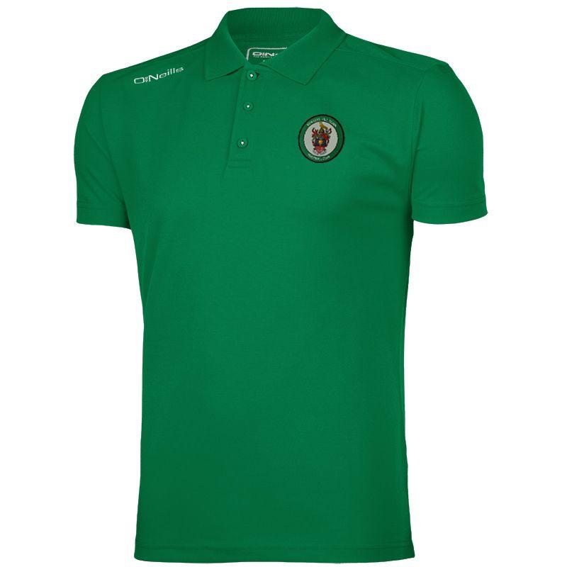 Burgess Hill Town FC Pique Polo Shirt