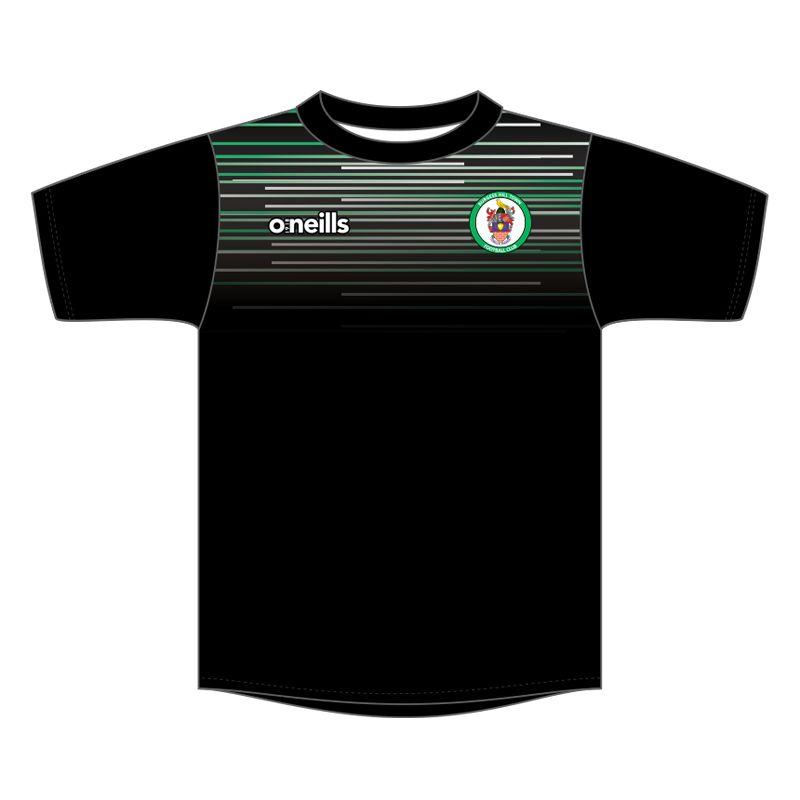 Burgess Hill Town FC Printed T-Shirt