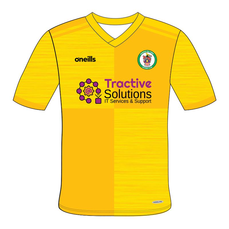 Burgess Hill Town FC Toddler 20/21 Away Jersey