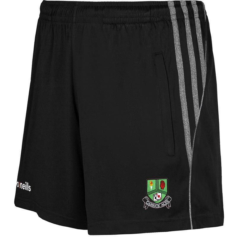 Carrick Aces Athletics Club Kids' Solar Poly Shorts