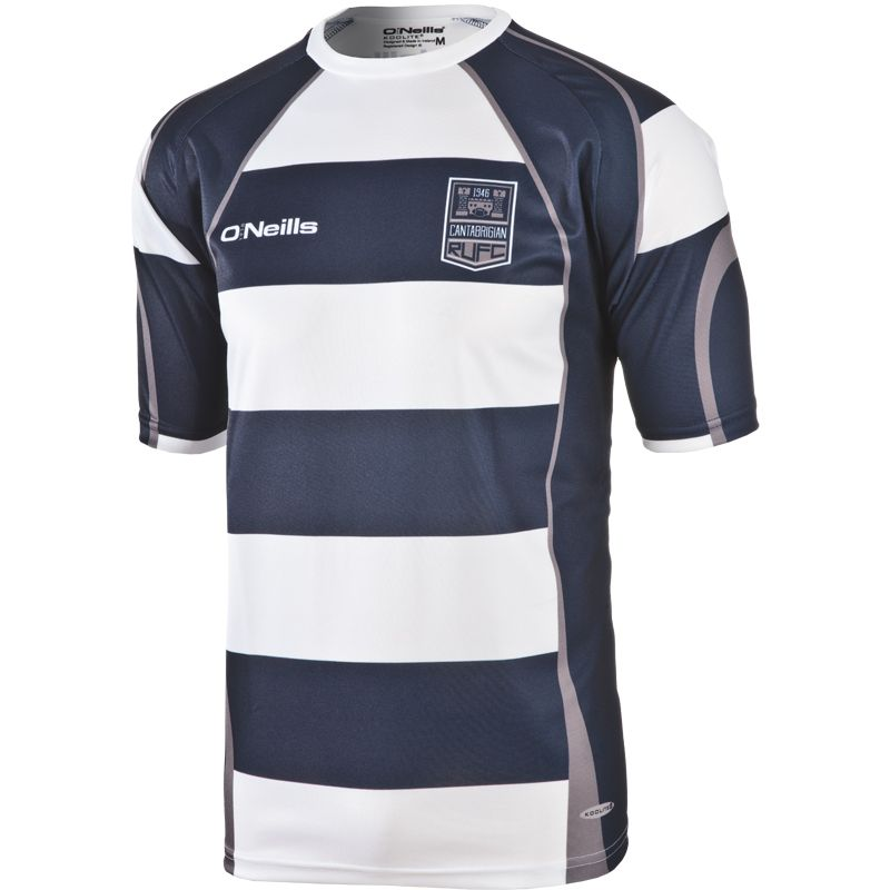 Cantabs Rugby Club Printed T-Shirt (Kids)
