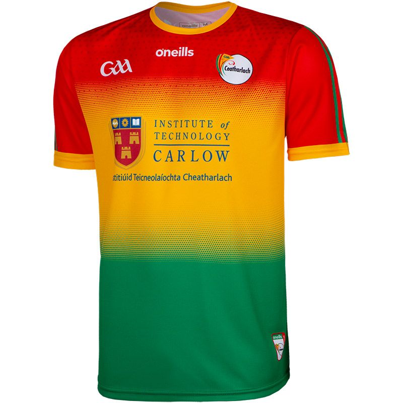 Carlow GAA Home Jersey