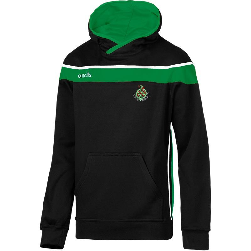 Celtic Dragons Kids' Auckland Hooded Top