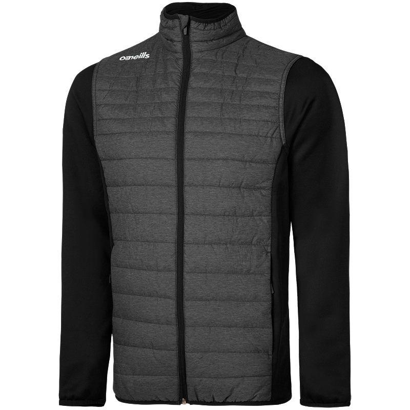 Men's Charley Padded Jacket Black / Black