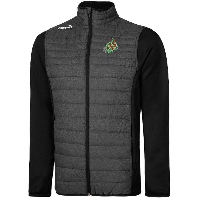 Celtic Dragons Charley Padded Jacket