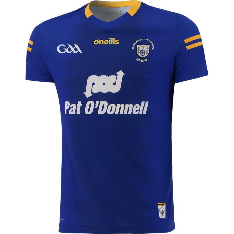 Clare GAA Player Fit 2 Stripe Goalkeeper Jersey 2021/22