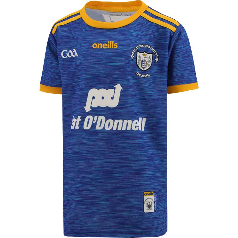 Clare GAA Kids' 2 Stripe Goalkeeper Jersey