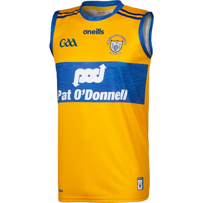 Clare GAA 2-Stripe Kids' Vest