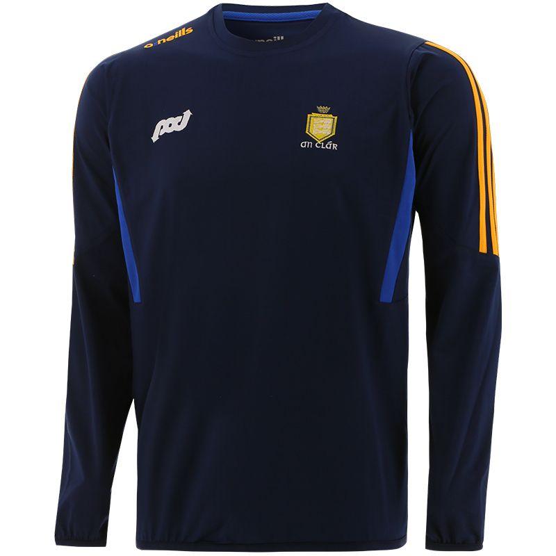 Clare GAA Men's Lark Brushed Sweatshirt Marine / Royal