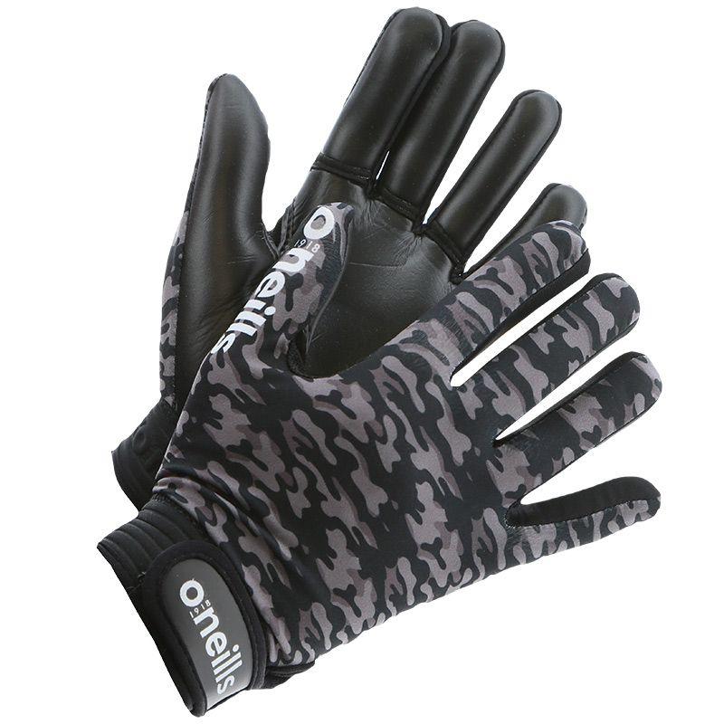 Columbus GAA Kids' Gloves Black