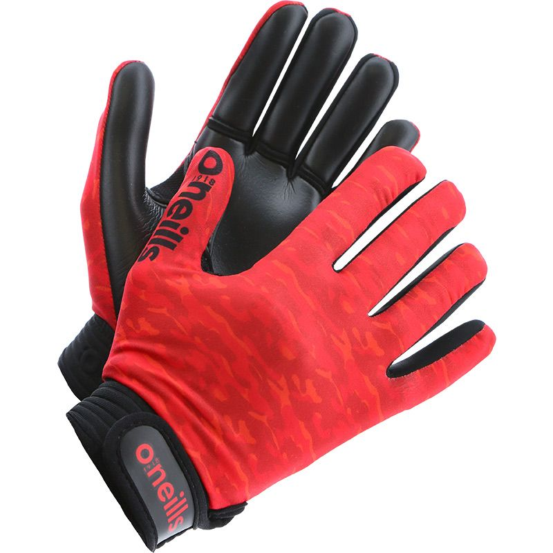Columbus GAA Gloves Red
