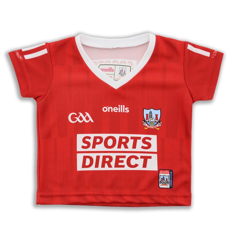 Cork GAA Baby Home Jersey 2021/22