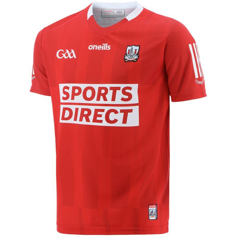 Cork GAA Home Jersey 2021/22