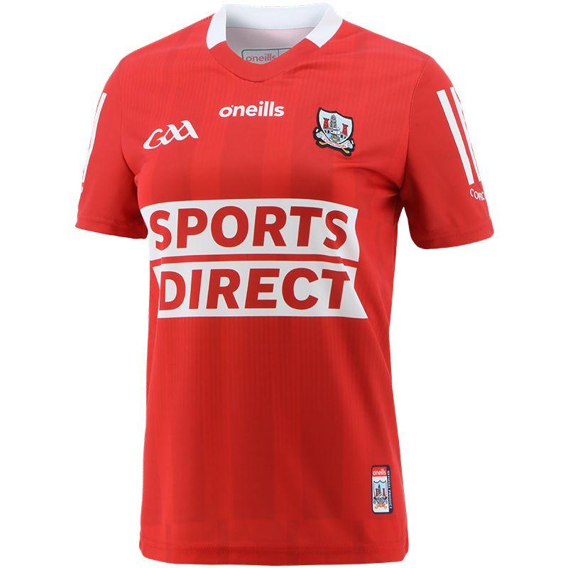 Cork GAA Women's Fit Home Jersey 2021/22