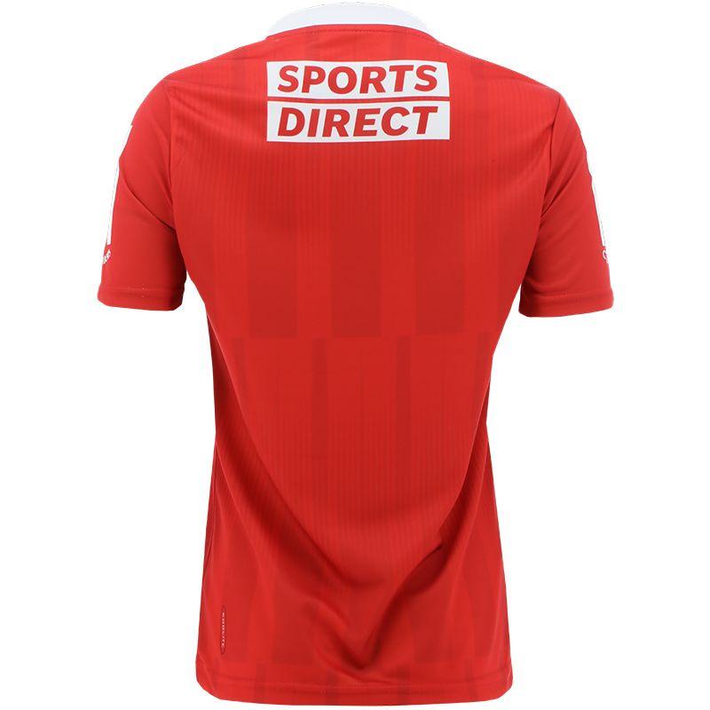 Cork GAA Women's Fit Home Jersey 2021/22 Personalised