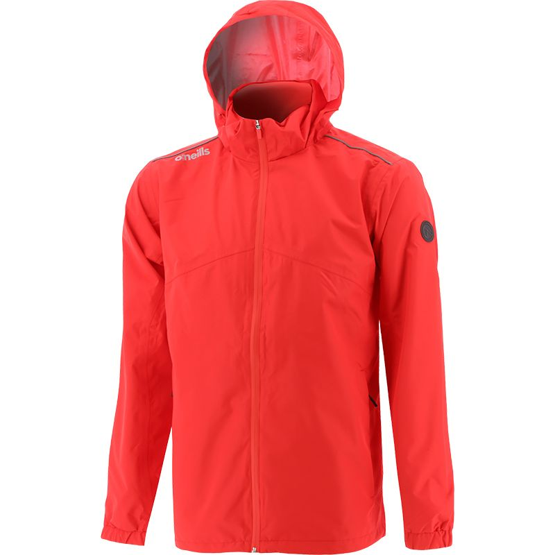 Men's Dalton Rain Jacket Red