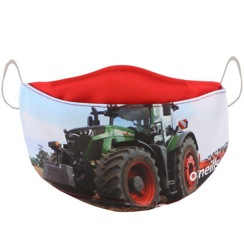 De-Fendt Ploughing Championships Kids' Reusable Face Mask 2020