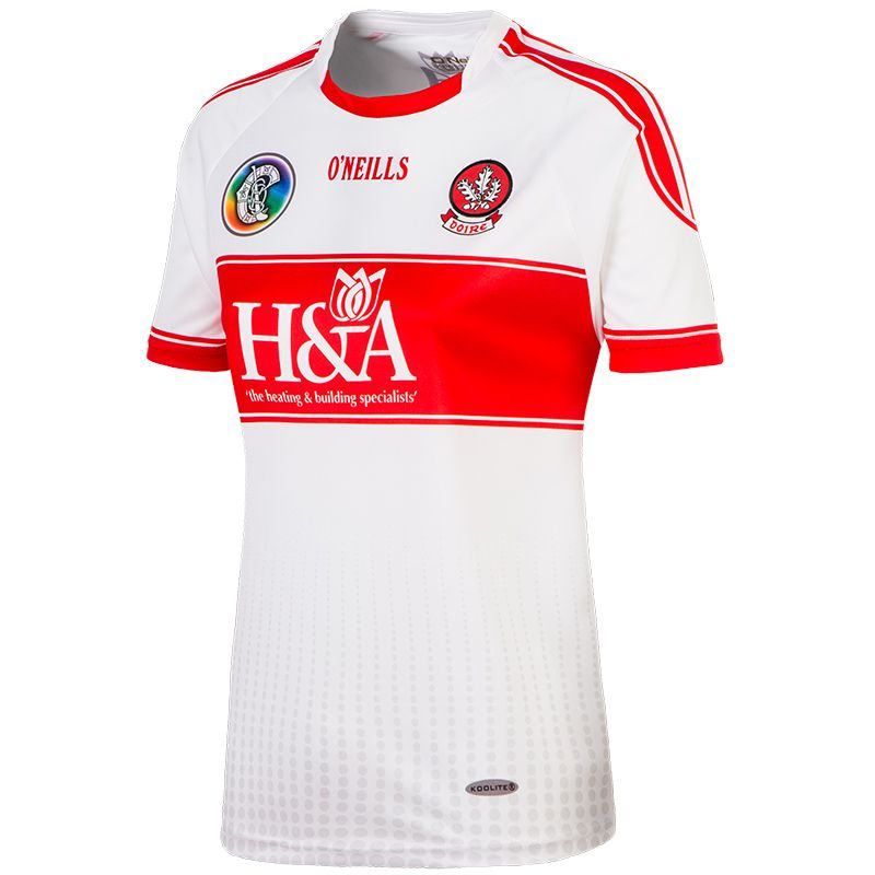 Derry Camogie Jersey