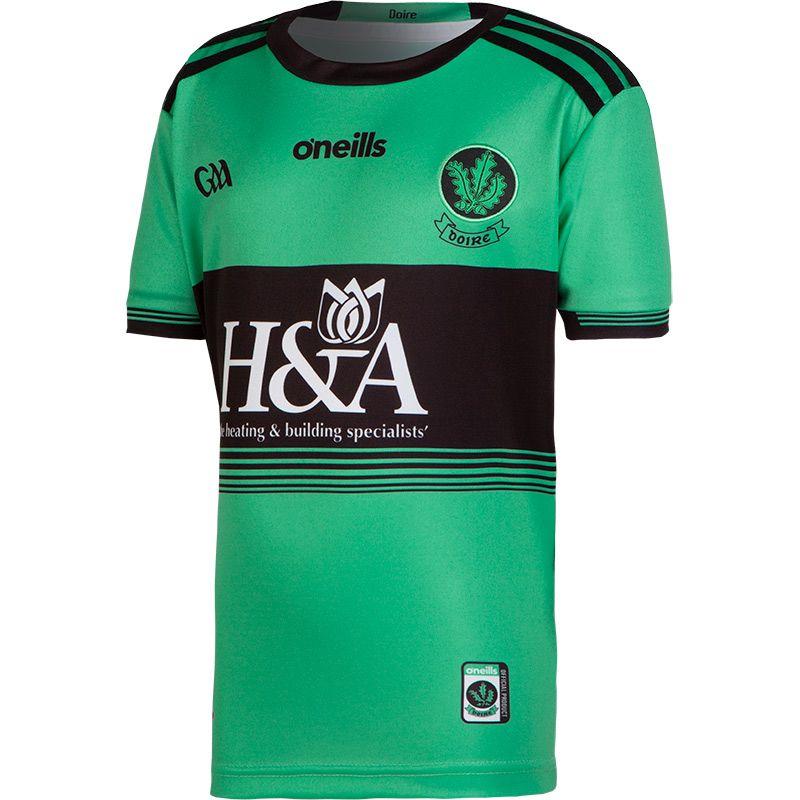 Derry GAA Kids' Goalkeeper Jersey