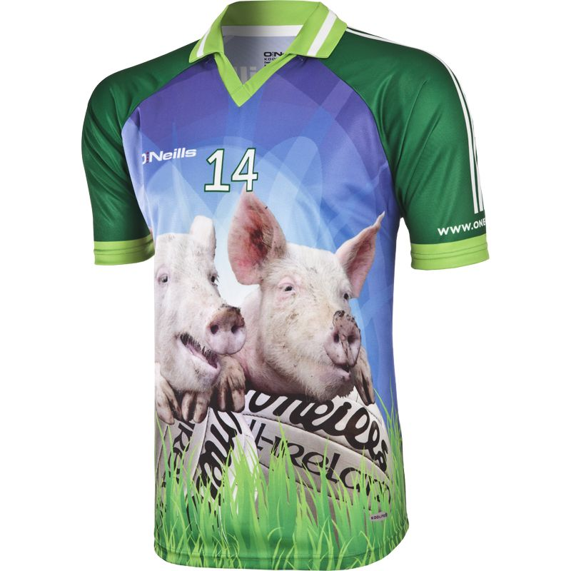 Men's Ploughing Championship Jersey 2014 Doing it in Style