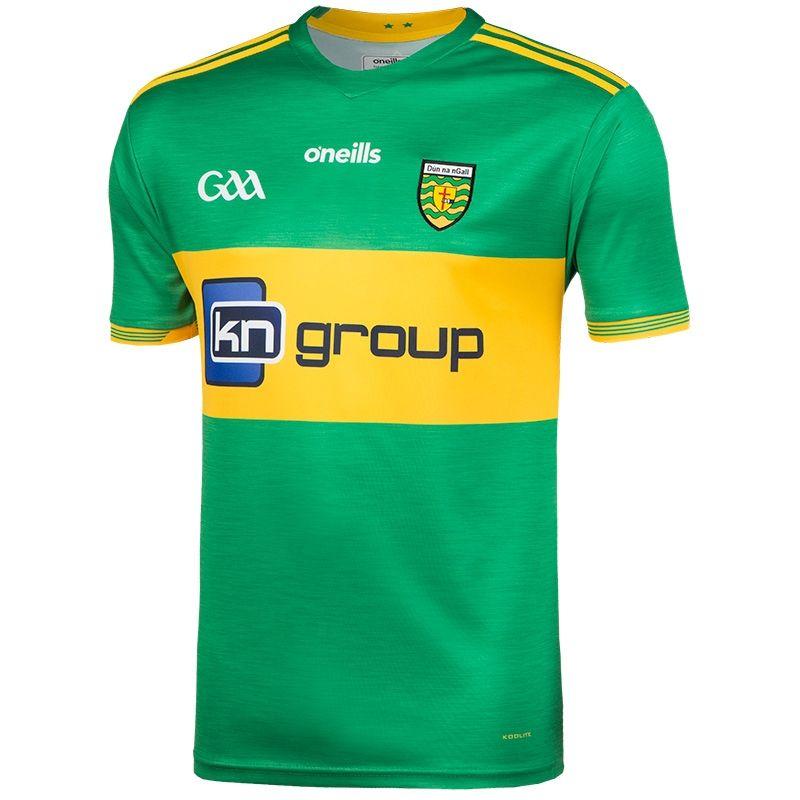 Donegal GAA Kids' Away 2-Stripe Jersey
