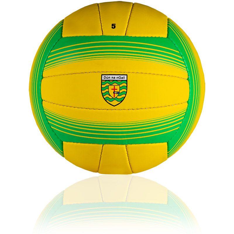 Donegal GAA Inter County Football Yellow / Green