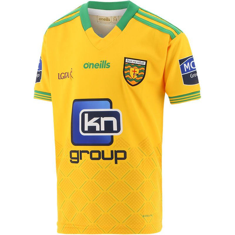 Donegal LGFA Kids' Home Jersey 2021/22