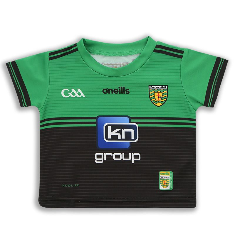 Donegal GAA Baby 2 Stripe Goalkeeper Jersey