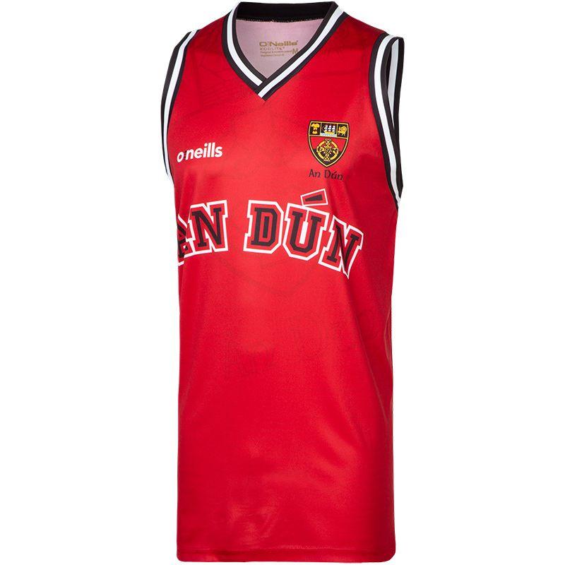 Down GAA Basketball Vest