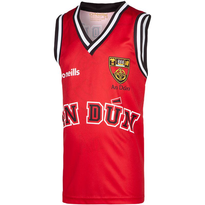 Down GAA Kids' Basketball Vest