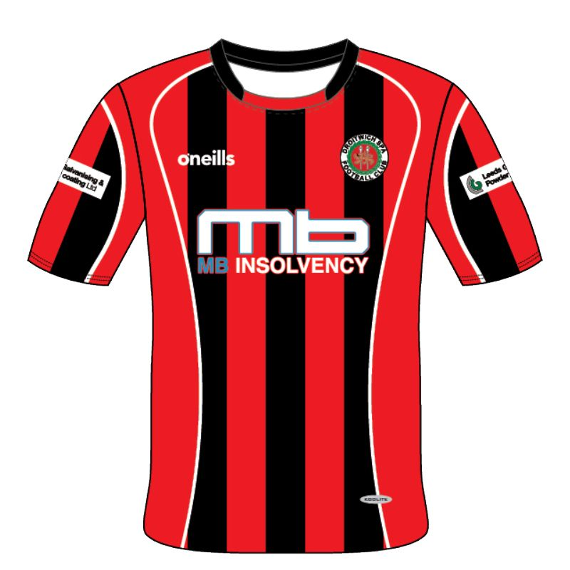 Droitwich Spa Football Club Kids' Home Jersey