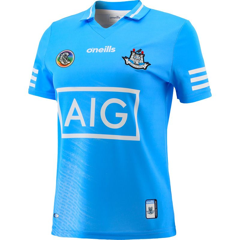 Dublin Camogie Home Jersey