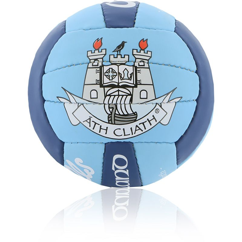Dublin GAA All Ireland Mini Gaelic Football Sky / Navy