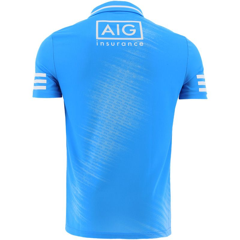 Dublin GAA Player Fit Home Jersey Personalised