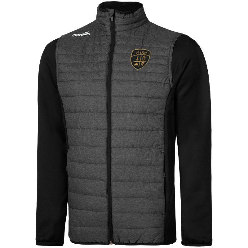 Men's Charley Éire Padded Jacket Black / Black