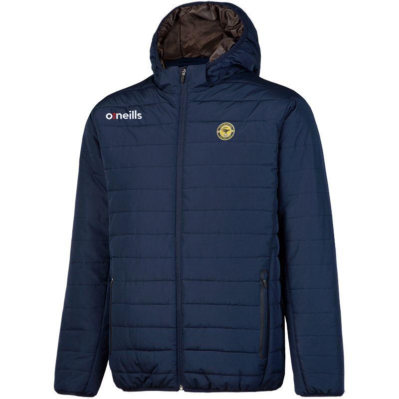 Farnborough Football Club Kids' Solar Hooded Padded Jacket