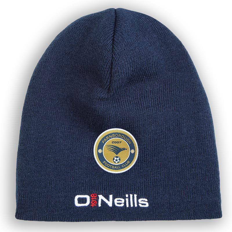 Farnborough Football Club Beanie Hat