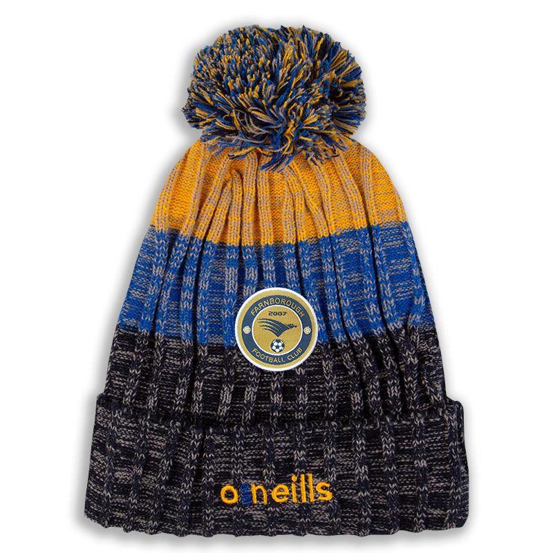 Farnborough Football Club Bowen Bobble Hat