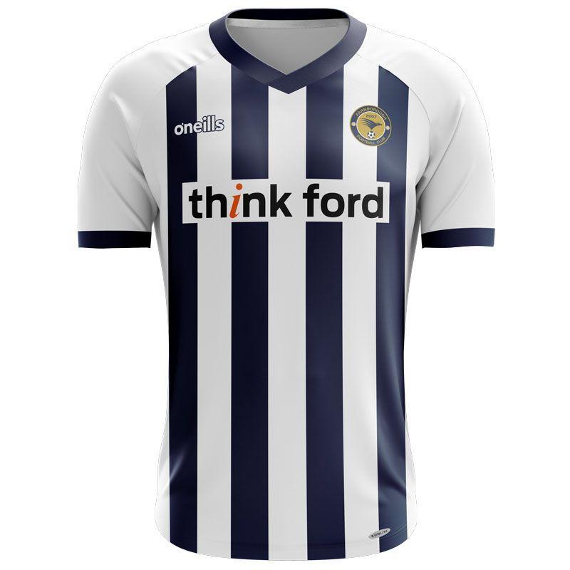 Farnborough Football Club Kids' Soccer Jersey (Away)