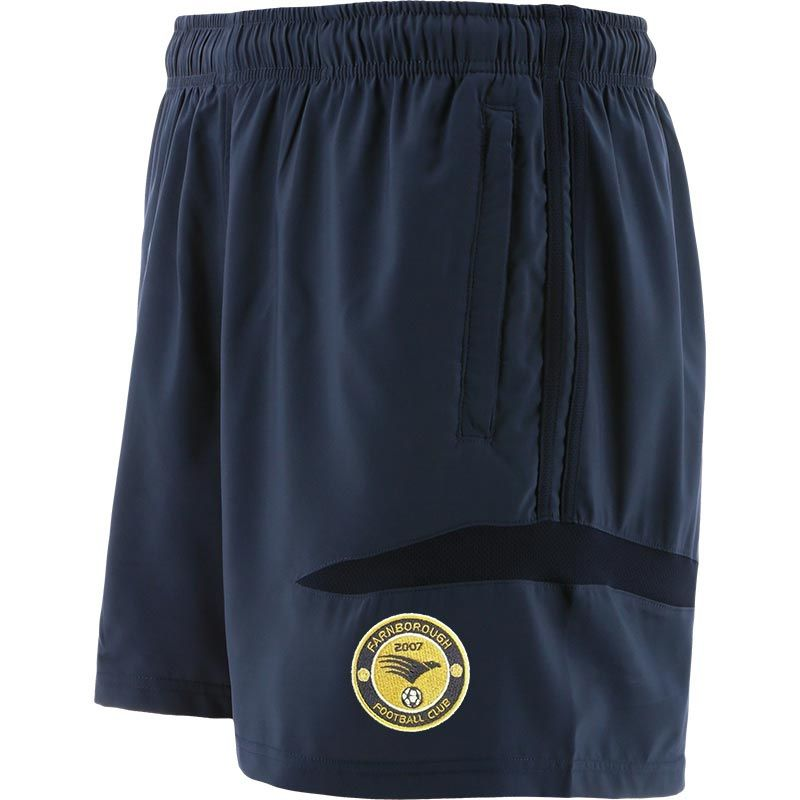 Farnborough Football Club Loxton Woven Leisure Shorts